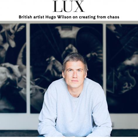 Hugo Wilson on Creating from Chaos