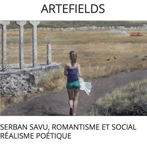 Serban Savu, romantisme et social réalisme poétique