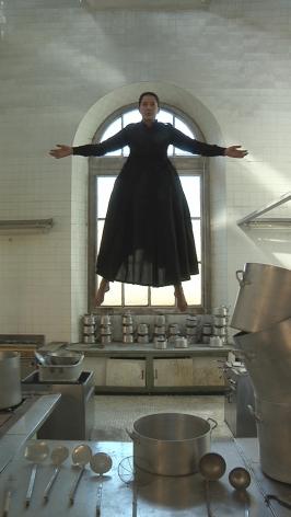 Levitation of Saint Therese, 2009