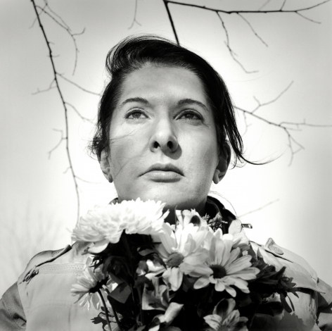 Portrait with Flowers, 2009