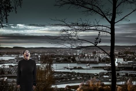 The Scream, 2014
