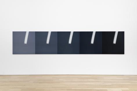 Kate Shepherd, Kodak, Bolts, Giraffe Horns, 2018