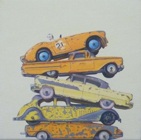 , Five Yellows, 2010