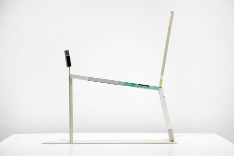 "ALT=""Jockum Nordström, You Will Put On a Dress of Guilt, 2013, Cardboard, paper and watercolor"""