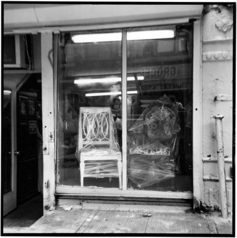 "ALT=""Zoe Leonard, Two Chairs, 1999/2000, Dye Transfer print"""