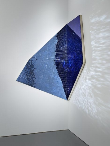 Toward Great Becoming (blue/blue), 2014
