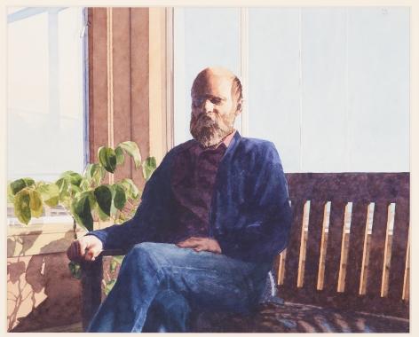 Robert Bechtle, Potrero Sun, 1985