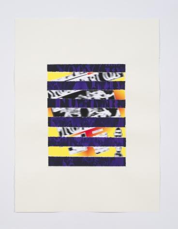 Gary Simmons JFA Youth Stripe, 2016