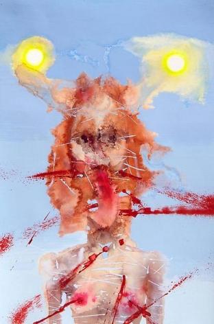 , Untitled (cross), 1/06/05