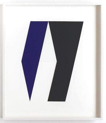 , Chunk Logo (broken black, white, royal blue), G15, 2012