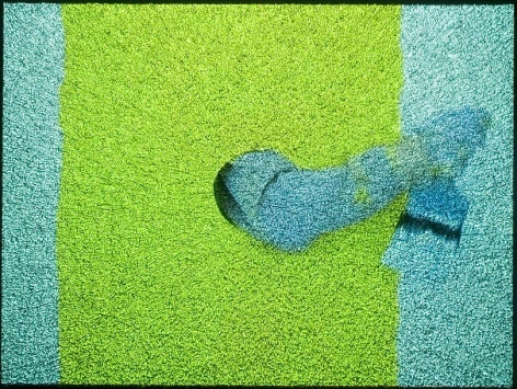 , Untitled/Chartreuse, 2004