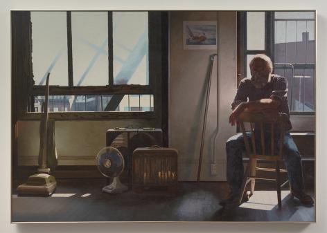 Robert Bechtle, Broome Street Hoover, 1986