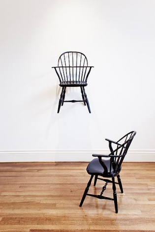 Use / Used (A Nice Windsor Chair with Unusual Arms), 2013,