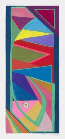 Sarah Cain $five, 2017