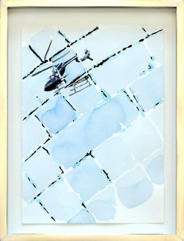 , Broken Helicopter, 2010
