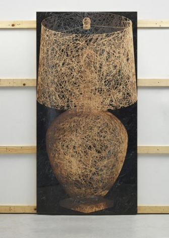 "ALT=""Michael DeLucia, Untitled, 2014, High pressure laminate on plywood"""