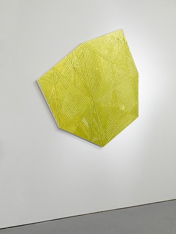Toward Great Becoming (yellow), 2014