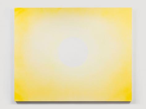 """ALT=""""Rob Reynolds, Sun 1, 2018, Oil, alkyd and acrylic polymer paint on canvas"""""""