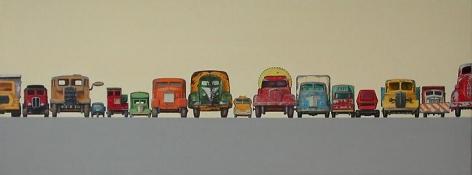 , 16 Truck Park, 2006