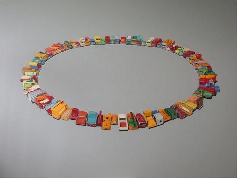 , Truck Circle, 2006