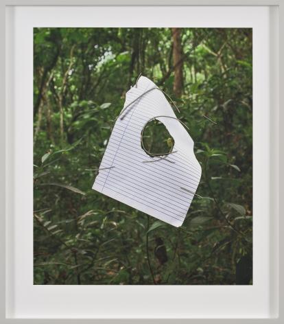 Rodrigo Cass, A Presenca e a Figura (The Presence and the Figure), 2018