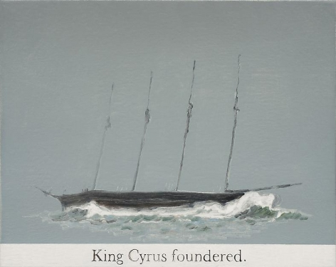 , Untitled (King Cyrus 1.1), 2010