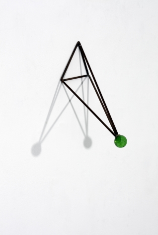 Tony Feher Projected Triangle, 1987