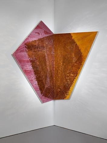 Toward Great Becoming (orange/pink), 2014