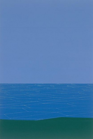 , Tall Sea, Cliff, 2004