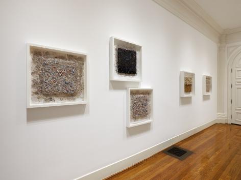 Leonardo Drew: Works on Paper
