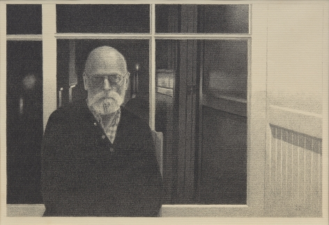 Robert Bechtle, Potrero Night II, 2005