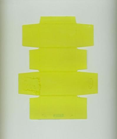 , New Modern Painting #3 (Yellow), 2005