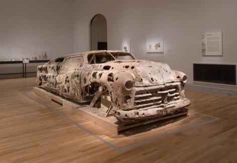 "ALT=""Kristen Morgin, Installation view, 2016, The Smithsonian American Art Museum"""