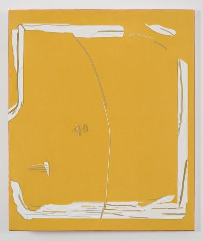 Rodrigo Cass, Amarelo Liberto / Yellow Liberated, 2018
