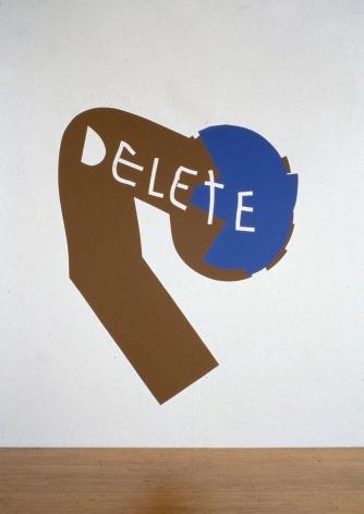 Jeff Elrod, Delete, 1997