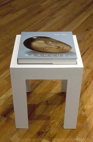 Steve Wolfe Untitled (Brancusi), 1988-1989