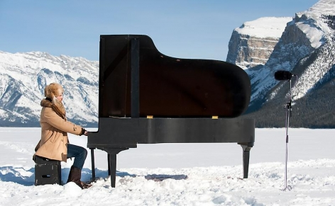 Ragnar Kjartansson The End – Rocky Mountains, 2009