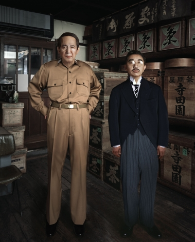 Yasumasa Morimura A Requiem: Unexpected Visitors / 1945, Japan, 2010
