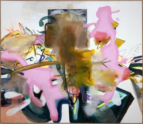 Albert Oehlen, Musse Fresse, 2006