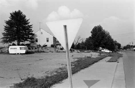 Lee Friedlander, Knoxville, Tennessee, 1971