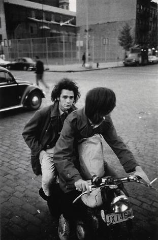 Larry Clark Groovy N.Y.C., 1968