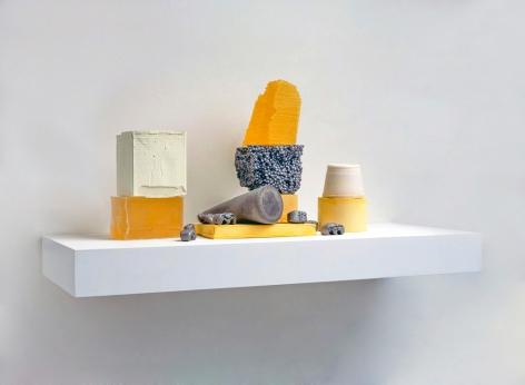 Rachel Whiteread, Scatter,2008