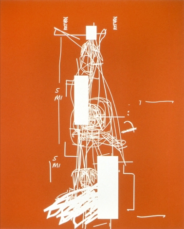 Jeff Elrod, Delete Yourself, 1999
