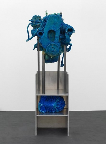 Roger Hiorns Untitled, 2007