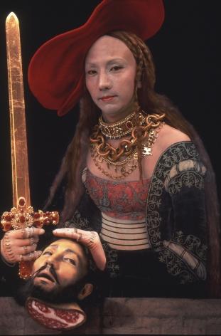 Yasumasa Morimura Mother (Judith I), 1991