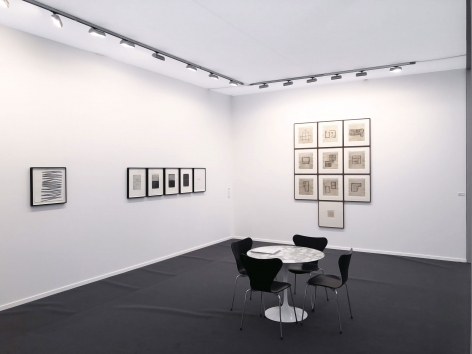 Luhring Augustine, Frieze Masters, Stand 306