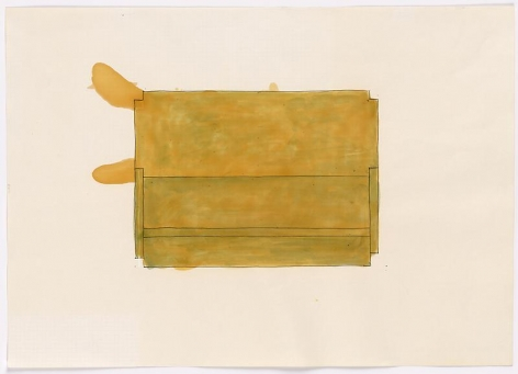 Rachel Whiteread Untitled (Table), 1996