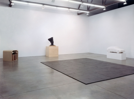 H x W x D, Installation view