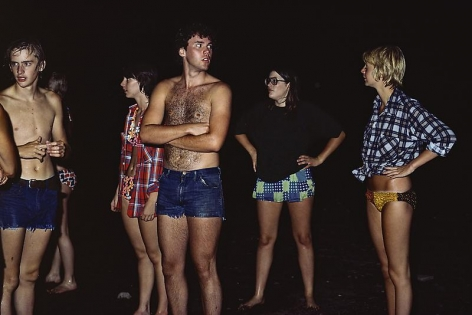 Joel Sternfeld, Nags Head, North Carolina, (#27), June-August 1975