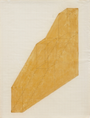 Rachel Whiteread Untitled (Stairs), 1995